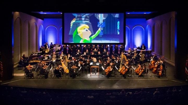 Zelda Symphony of the Godesses