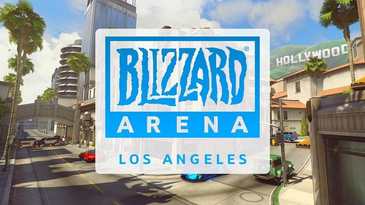 Blizzard Arena Los Angeles eSports