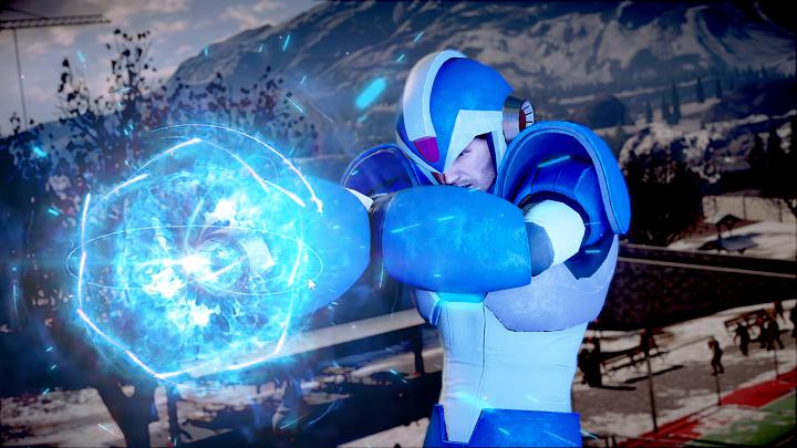 Dead Rising 4 Mega Man