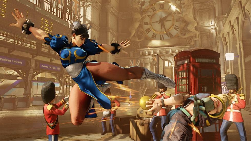 Street Fighter V:Arcade Edition