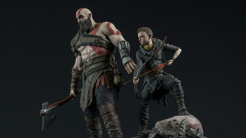 God of War | Estatua coleccionable