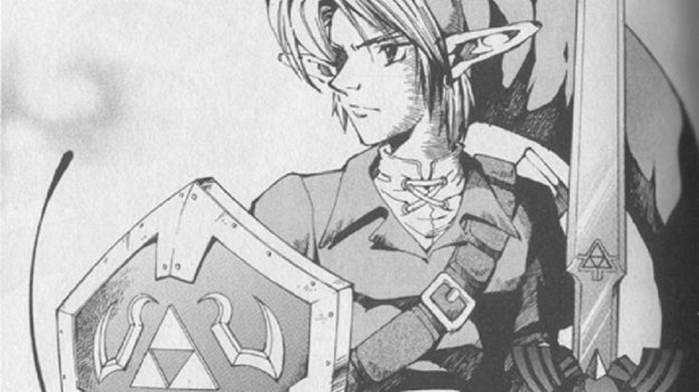 The Legend of Zelda Manga