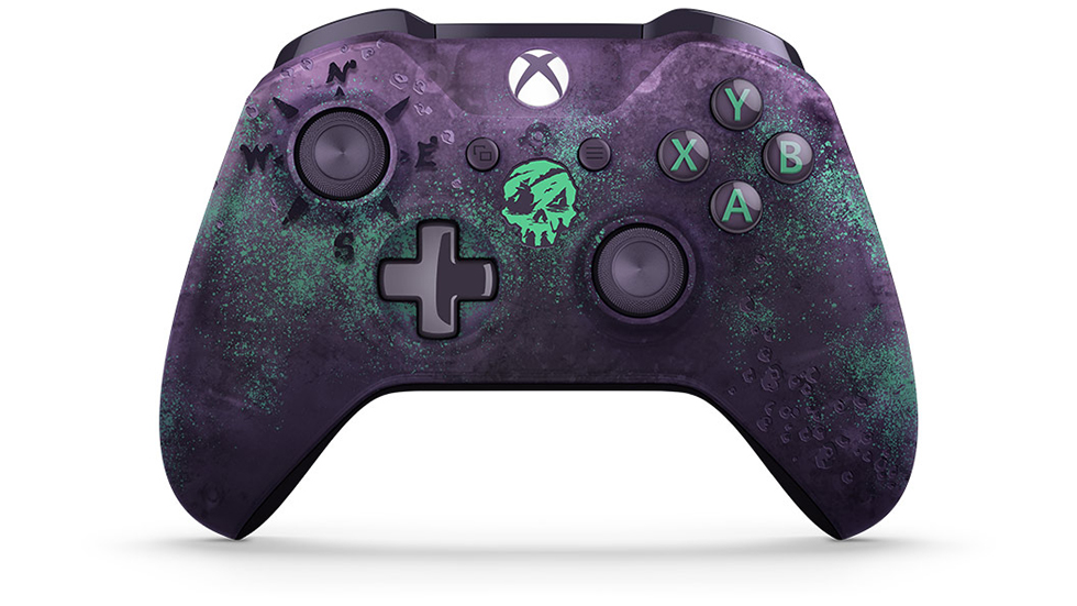 Sea of Thieves | Control