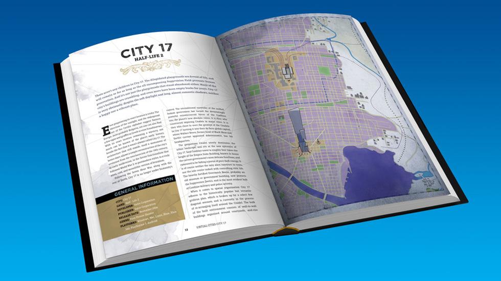 Ciudades ficticias