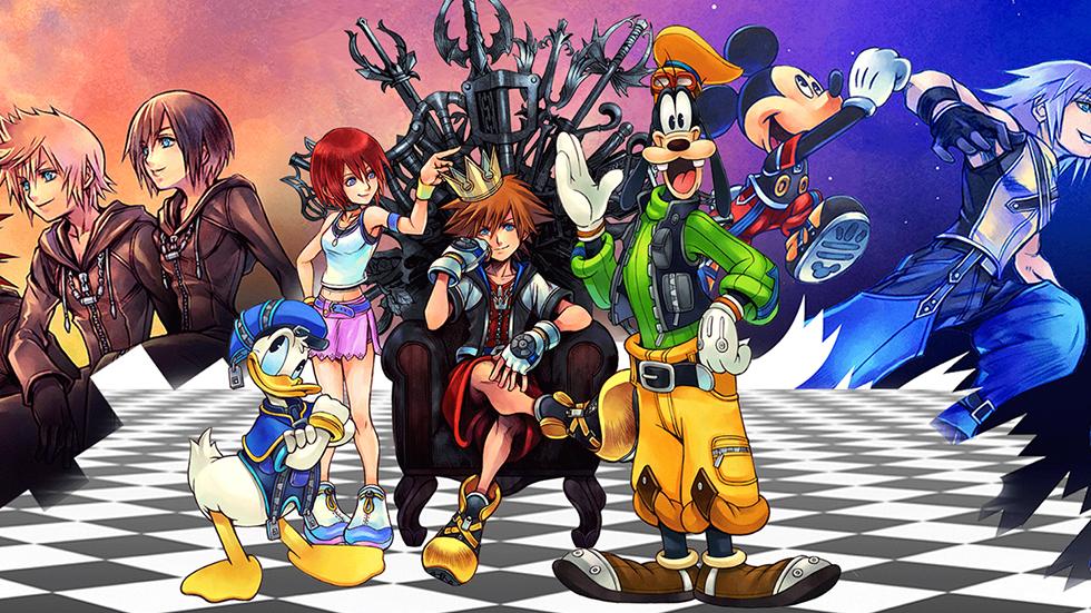 Historia Kingdom Hearts