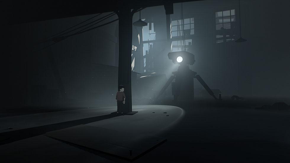 Limbo e Inside a Nintendo Switch