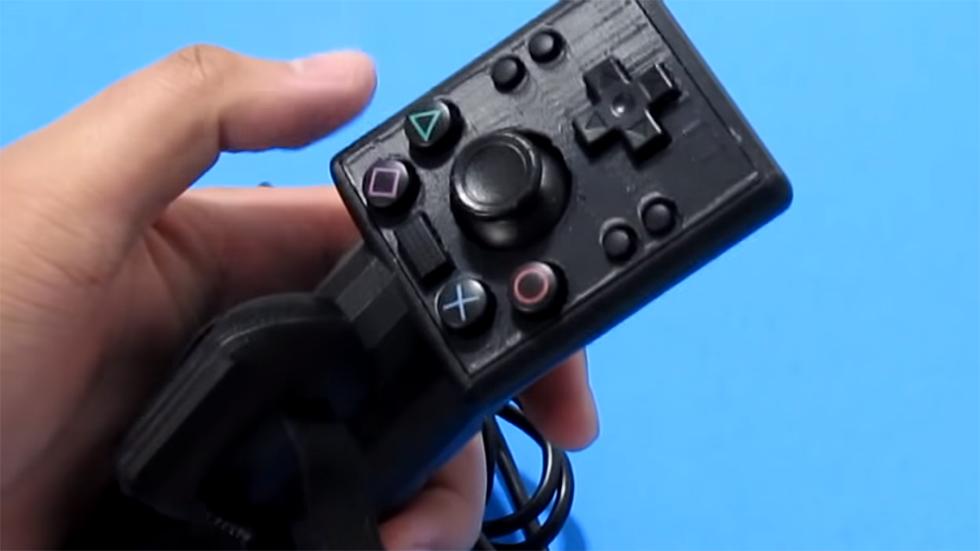 DualShock 4 modificado