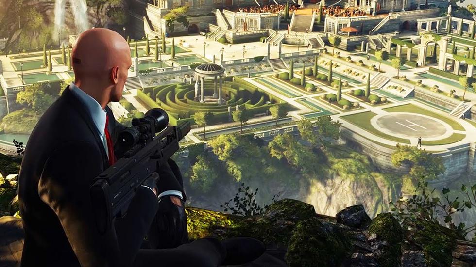 Concurso Sniper Assassin