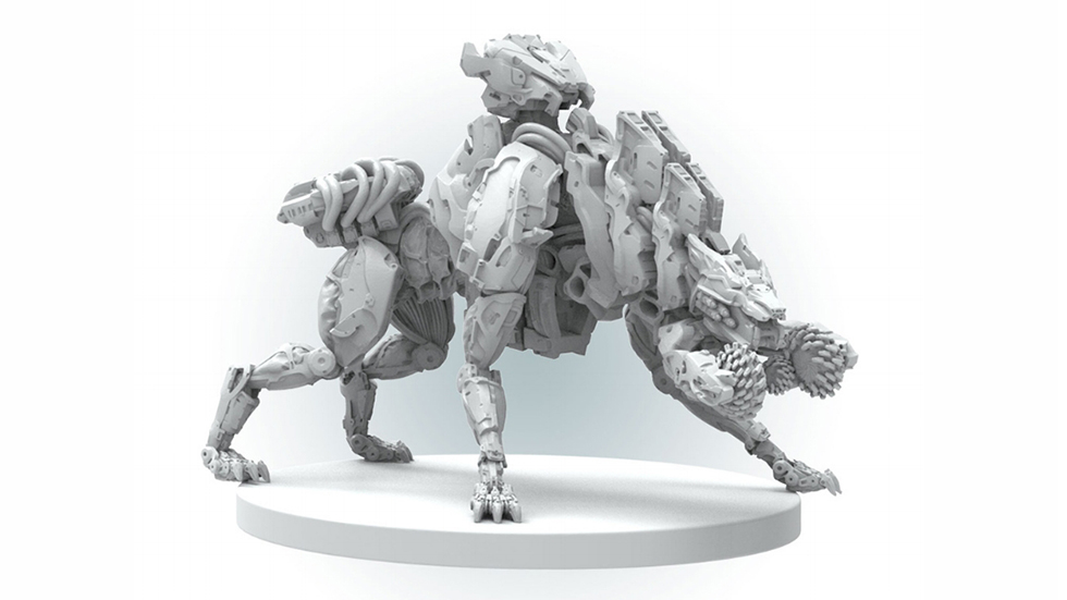 Horizon Zero Dawn: The Boardgame