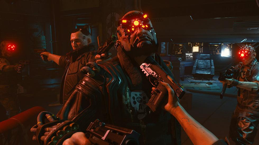 Cyberpunk 2077 - Gamescom 2018