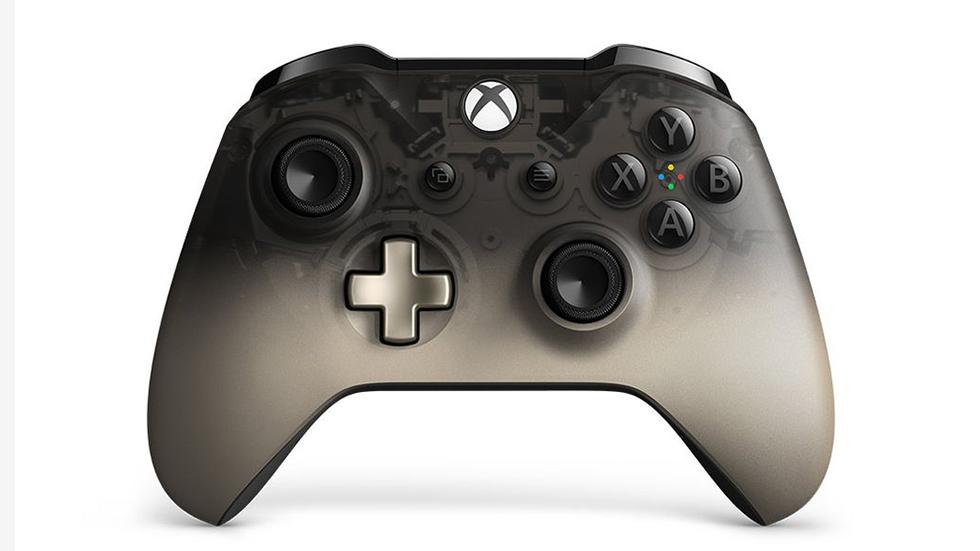 Control Traslucido Xbox