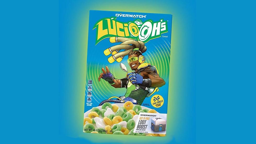 Cereal de Lucio