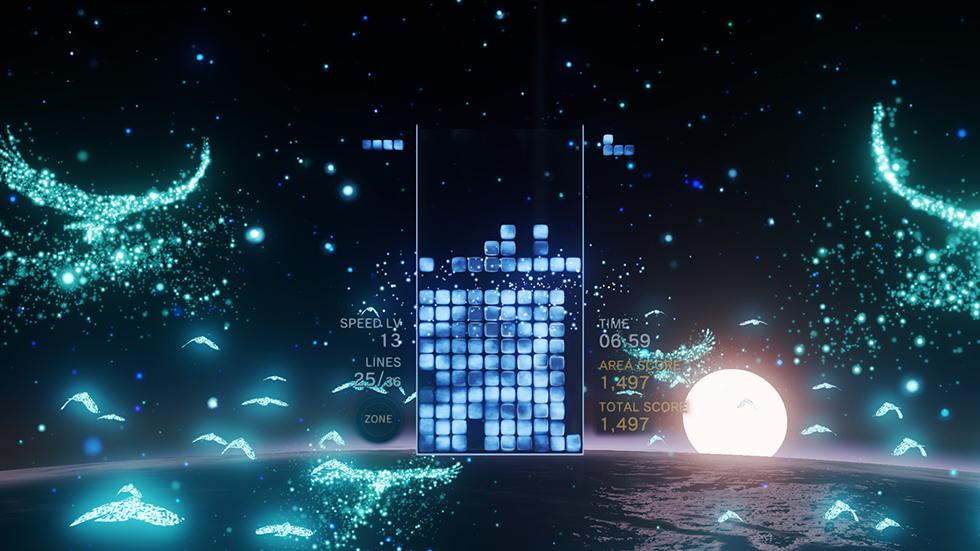 Tetris Effect (demo)