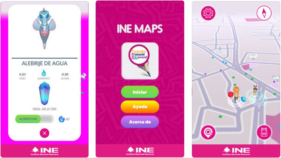 INE Maps