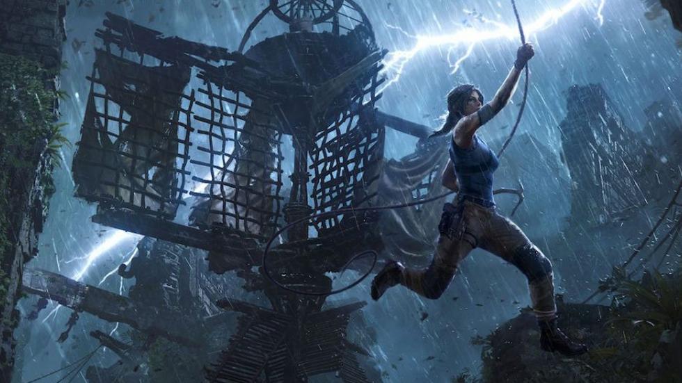 Tomb Raider The Pillar