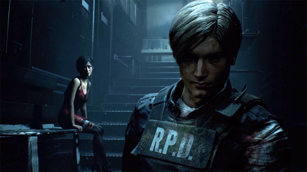 Resident Evil 2 (lanzamiento)