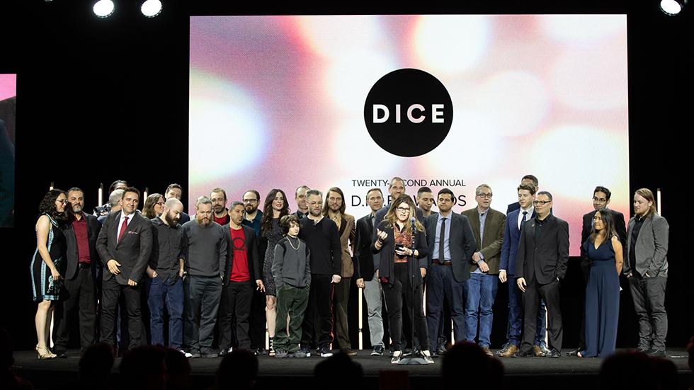 DICE Awards 2019