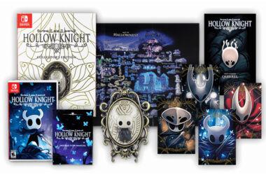 Hollow Knight Edicion fisica