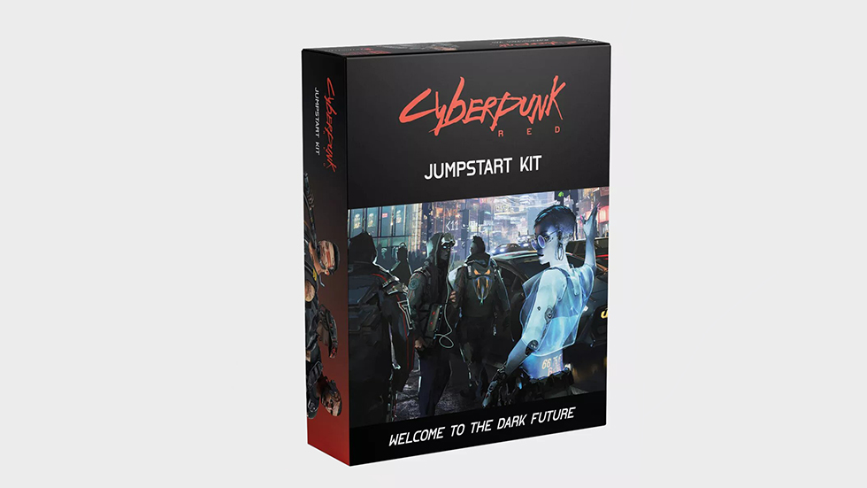 Precuela de Cyberpunk 2077