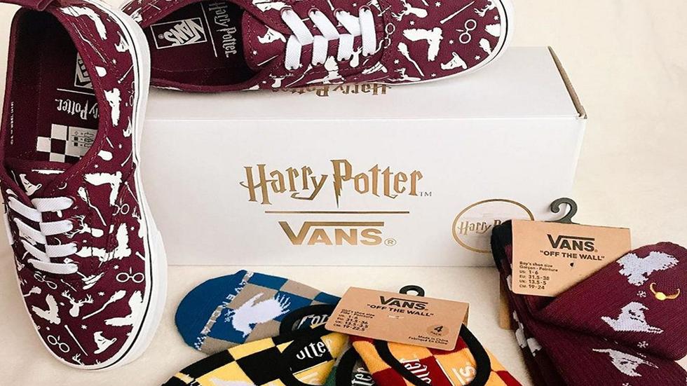 Vans x Harry Potter