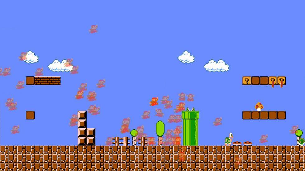 Battle Royale de Super Mario