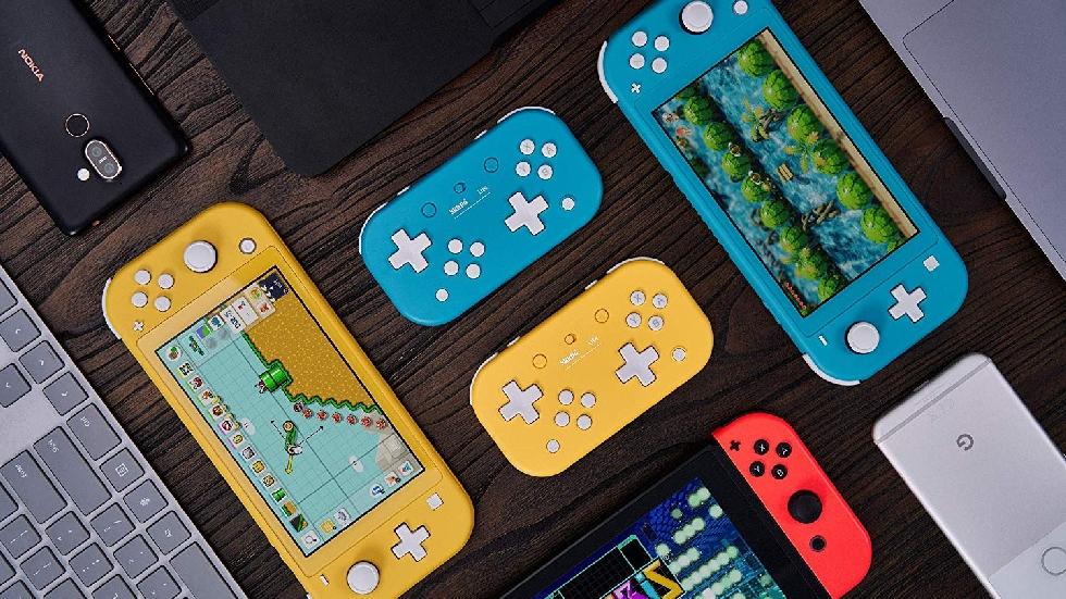 8bitdo bluetooth gamepad