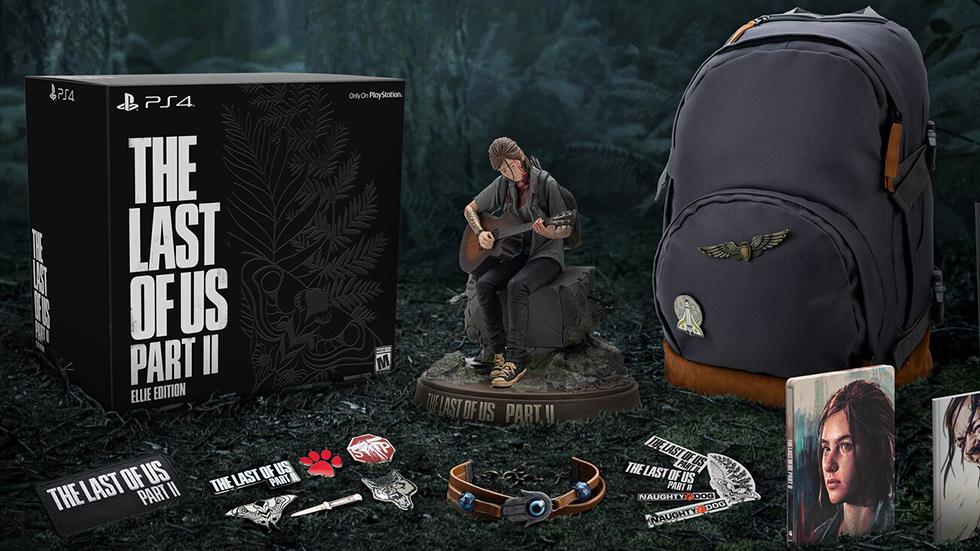Ediciones The Last of Us Part II