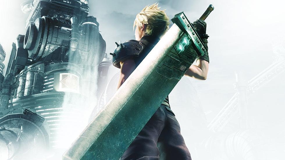 Portada de Final Fantasy VII Remake