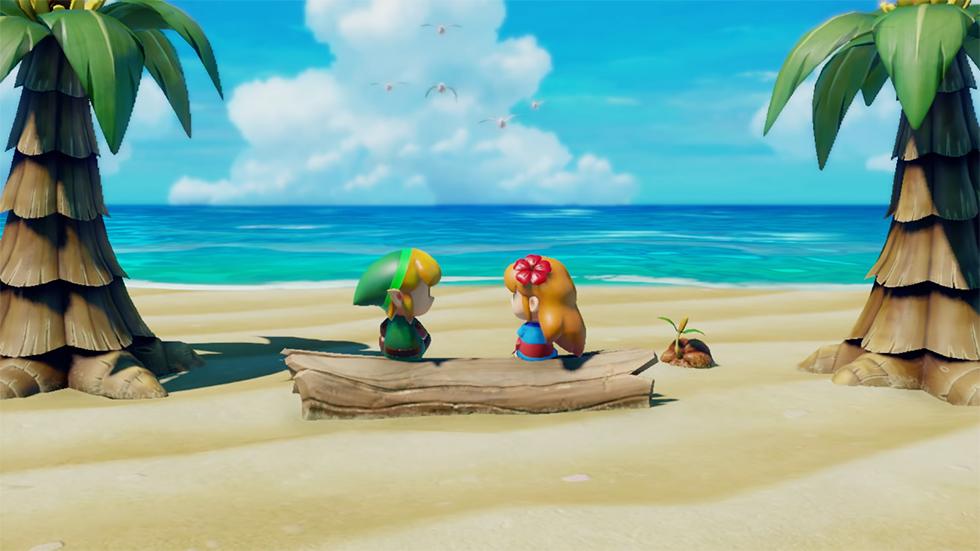 Link's Awakening tráiler