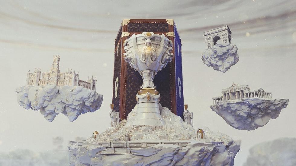 Louis Vuitton y Riot Games