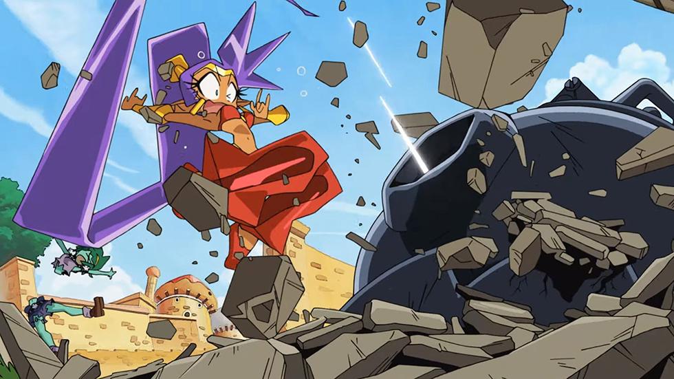 Shantae Apple Arcade