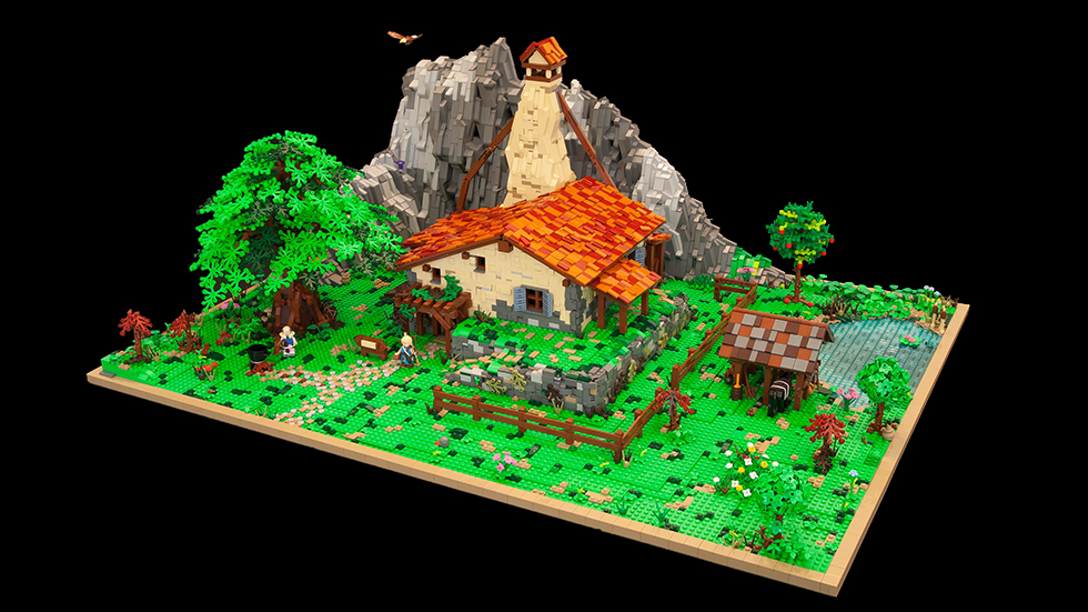 Hogar Link LEGO