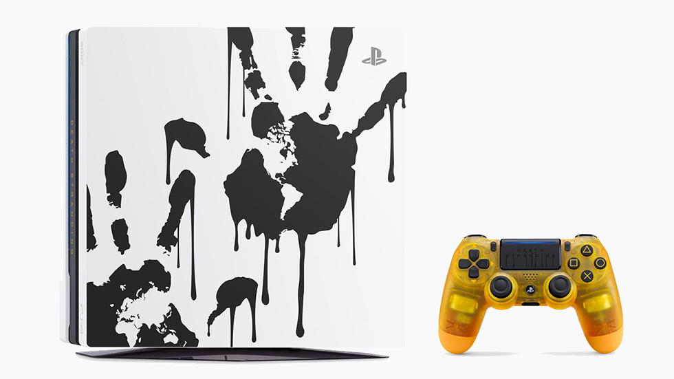 Death Stranding PlayStation 4 Pro México