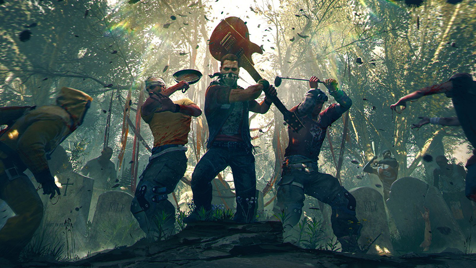 Crossover Dying Light Left 4 Dead 2