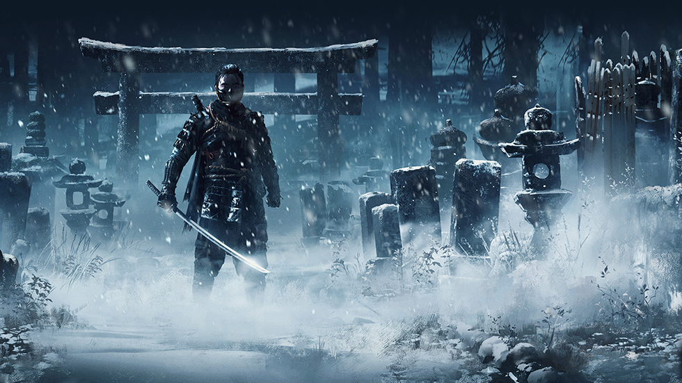 Ghost of Tsushima finales 2020