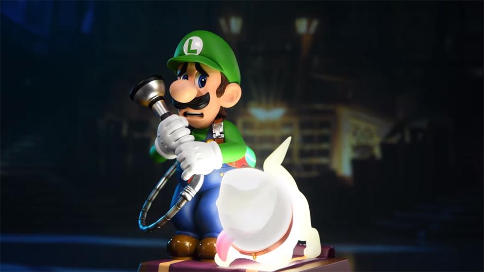 Luigi's Mansion 3 figura
