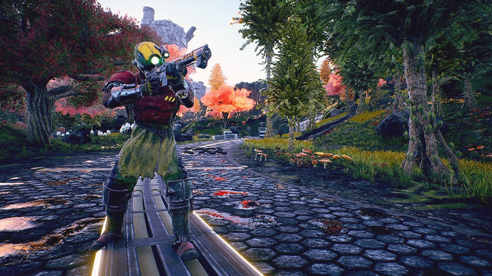 The Outer Worlds Switch 2020