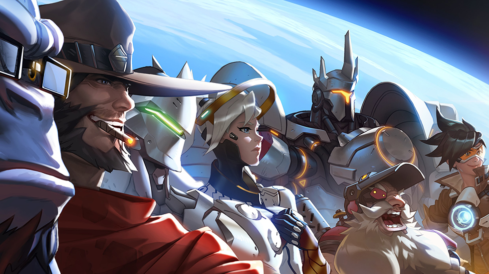 Overwatch secuela Bllizzcon 2019