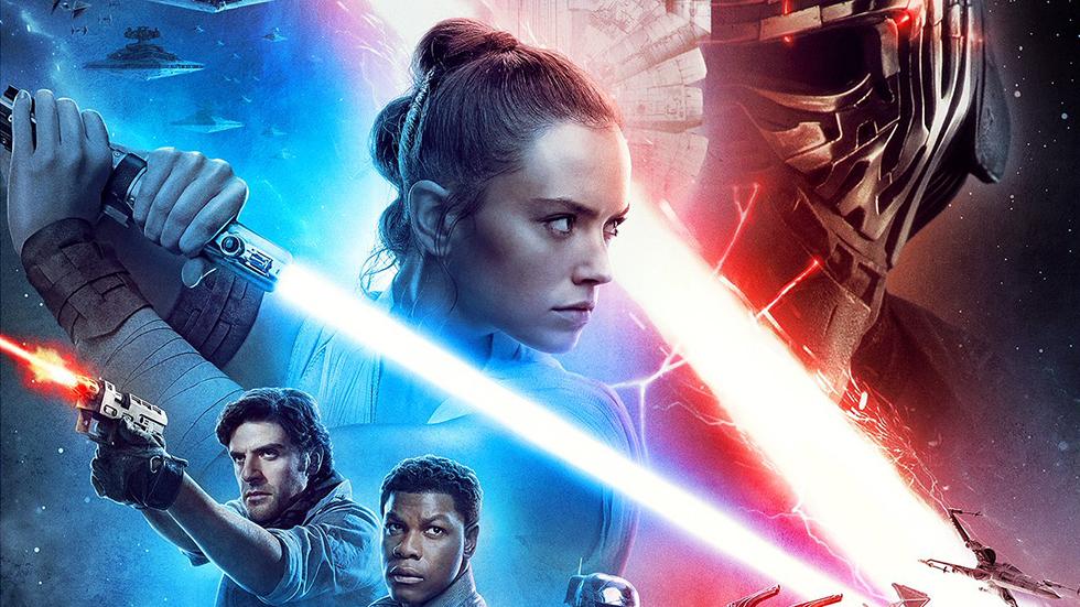 Rise of Skywalker récord preventa