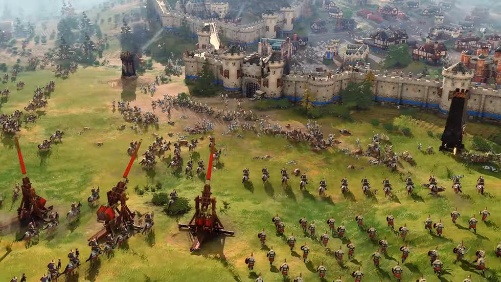 Age of Empires 4 consolas