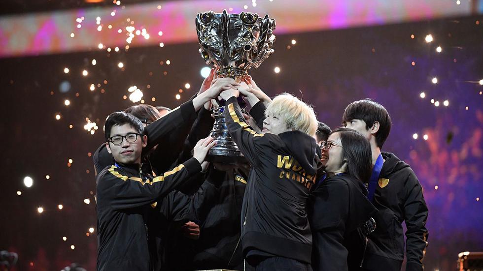 Campeón Worlds 2019