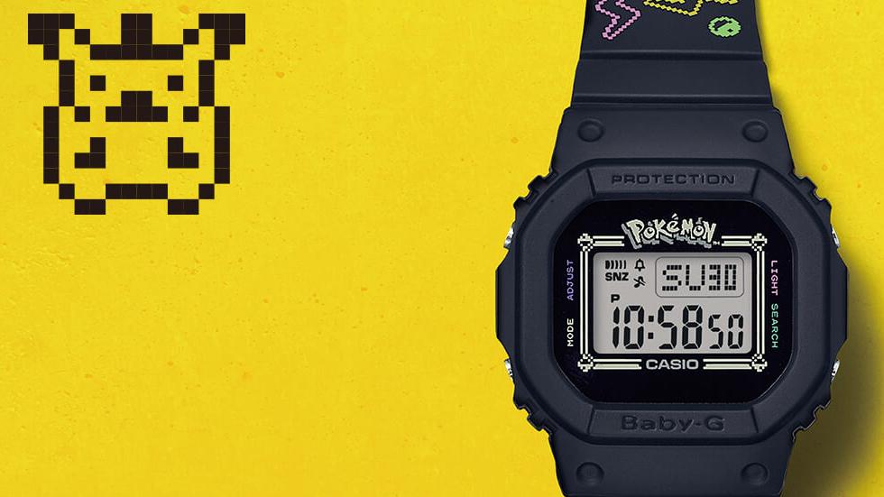 Casio Pokémon