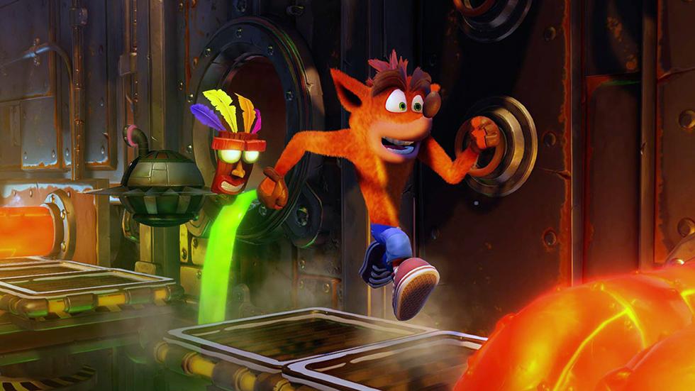 Crash Bandicoot 2020