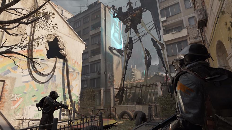 Half-Life: Alyx tráiler