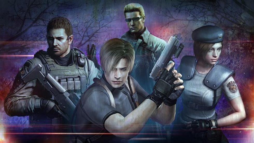 Resident Evil Smash Bros.