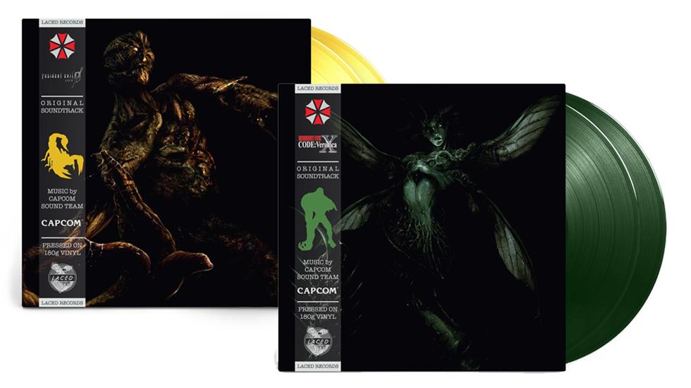 Resident Evil Soundtracks