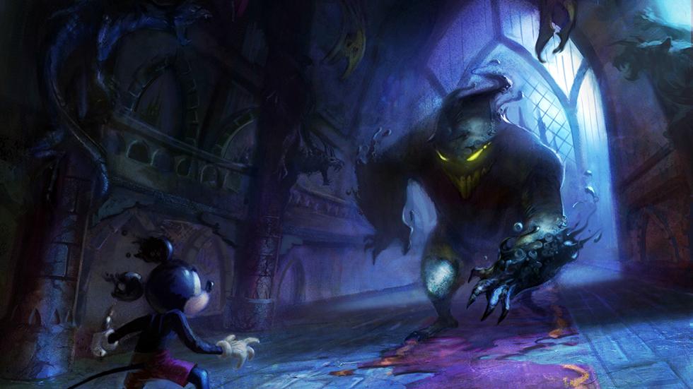 Remake juego Disney