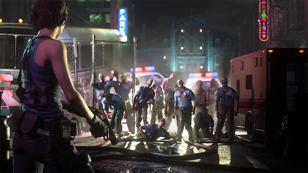 Embajadores Resident Evil
