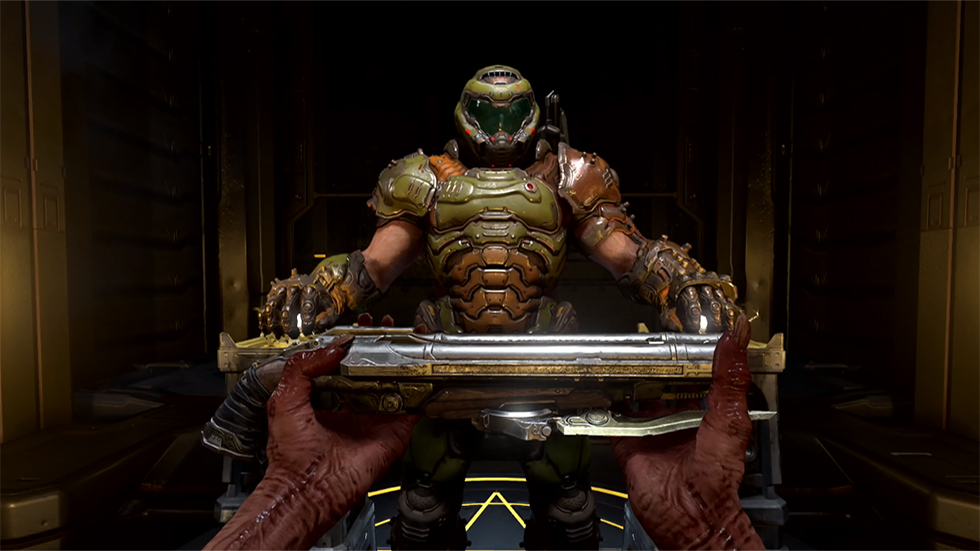DOOM Eternal no microtransacciones