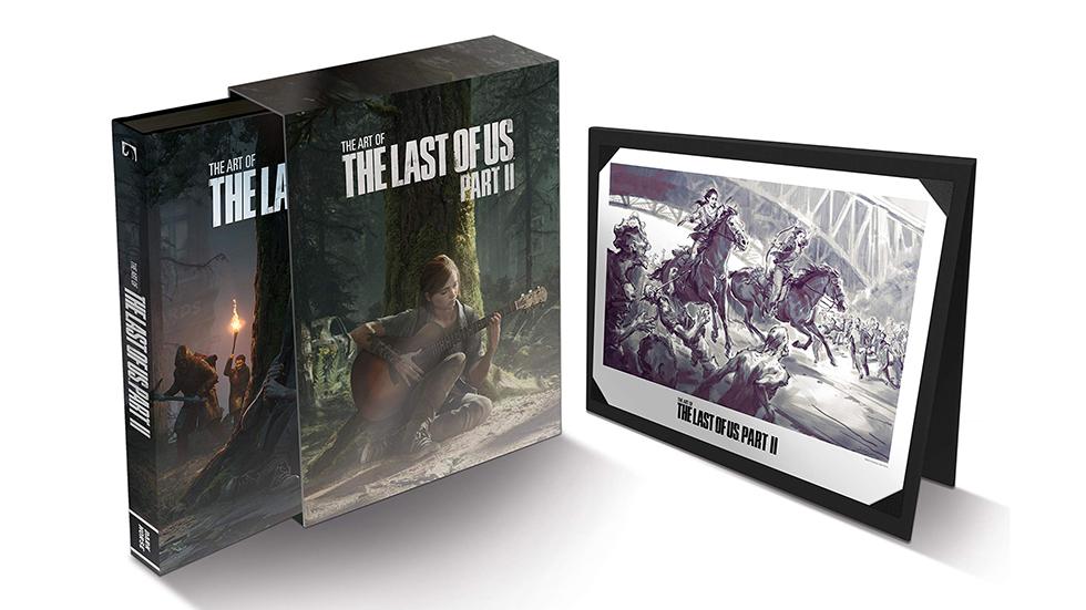 Libro de arte The Last of Us: Part II